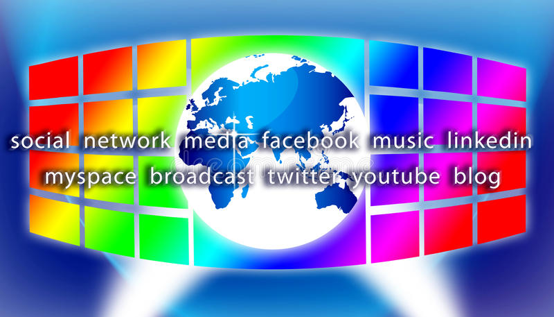 Download Social Network Editorial Stock Image - Image: 19796984
