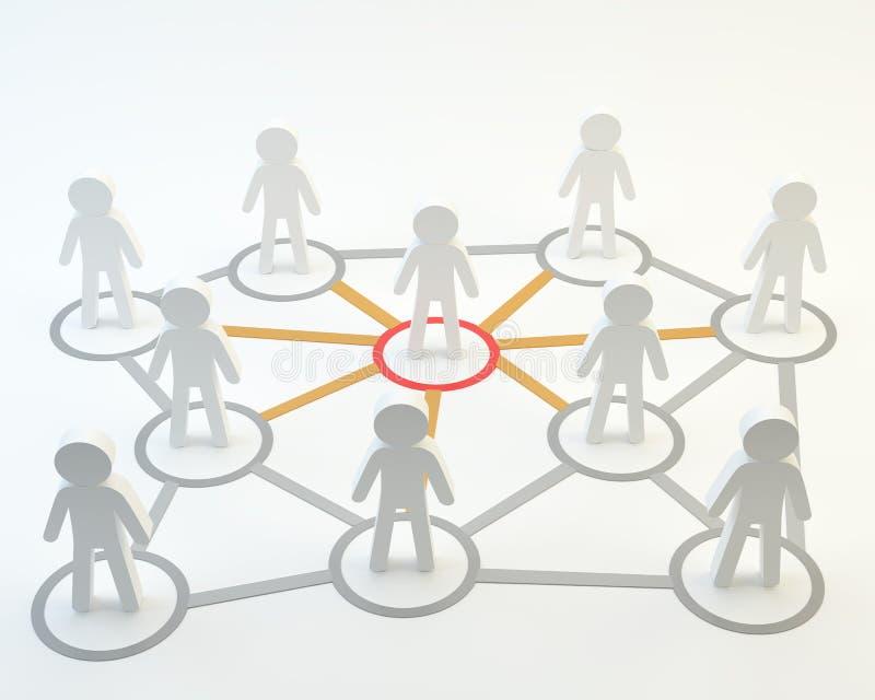 Download Social Network Community Head Men Stock Photo - Image: 38607380