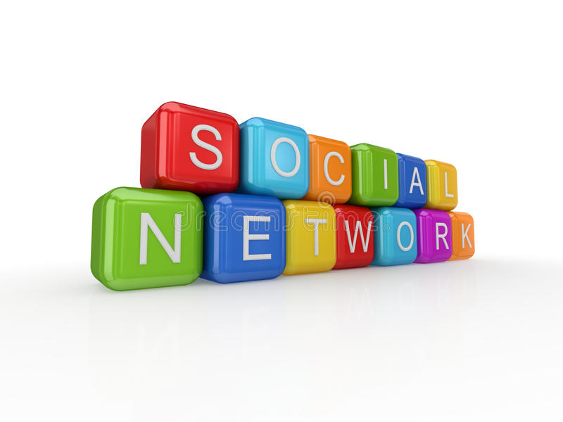 Download Social Network Concept. Stock Photography - Image: 23293912