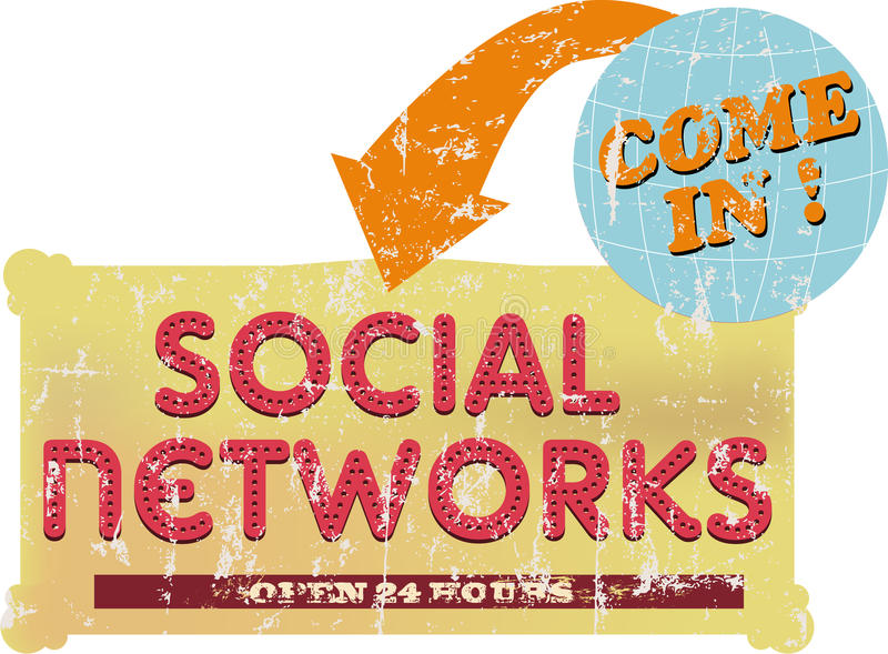 Download Social networks stock vector. Image of mind, information - 27031748