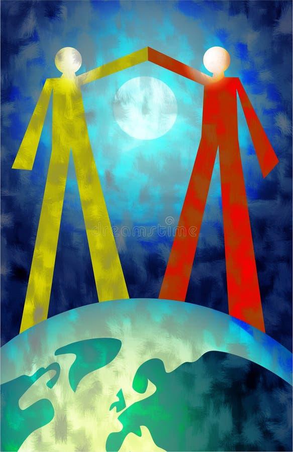 Sociedad libre illustration