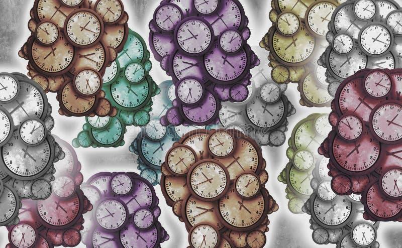 Sociedad y tiempo libre illustration