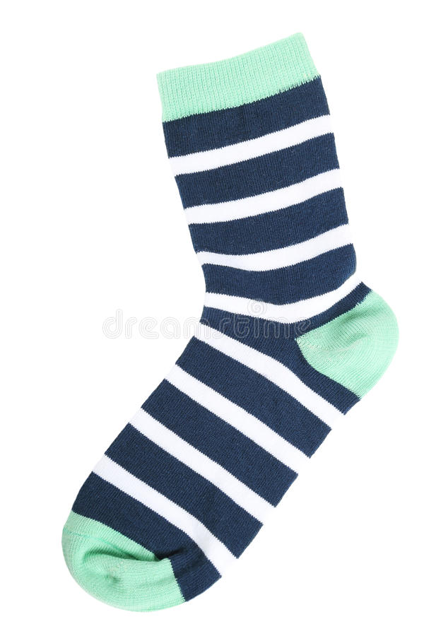 The sock royalty free stock image