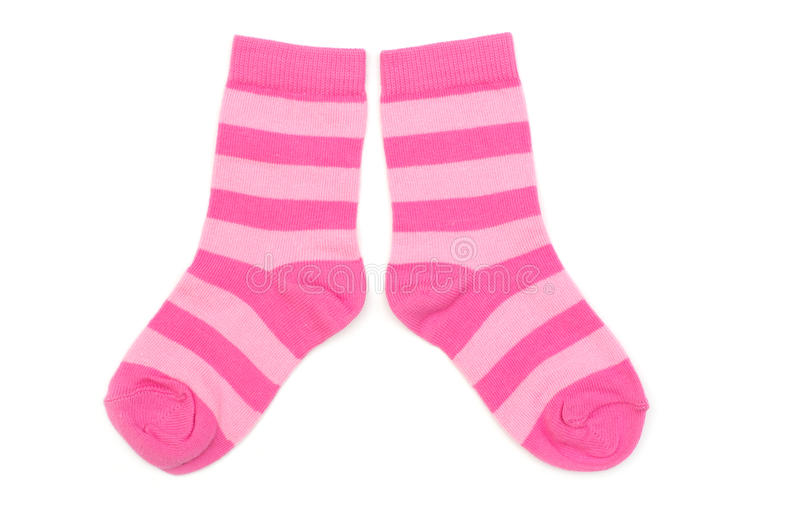 Sock royalty free stock photo