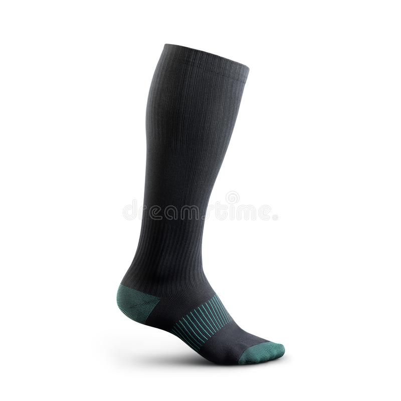 Free Sock In High Resolution Isolated Royalty Free Stock Image - 141799076