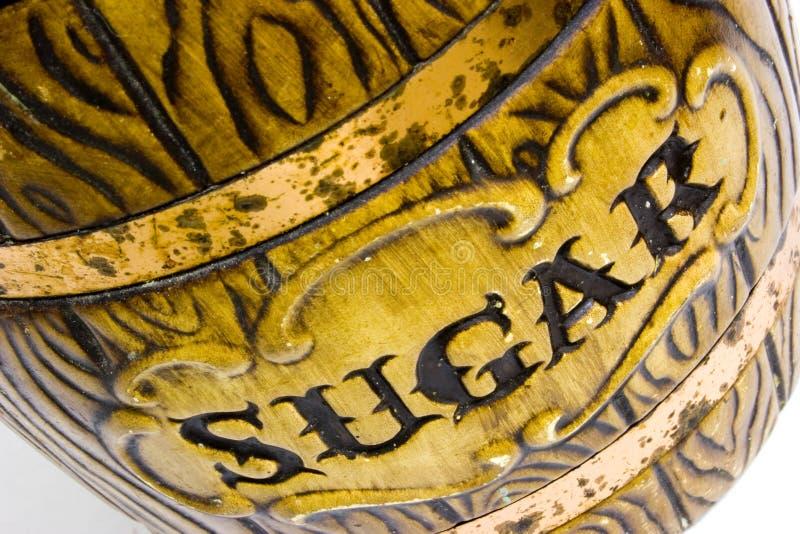 Download Socker fotografering för bildbyråer. Bild av kök, ingrediens - 48241