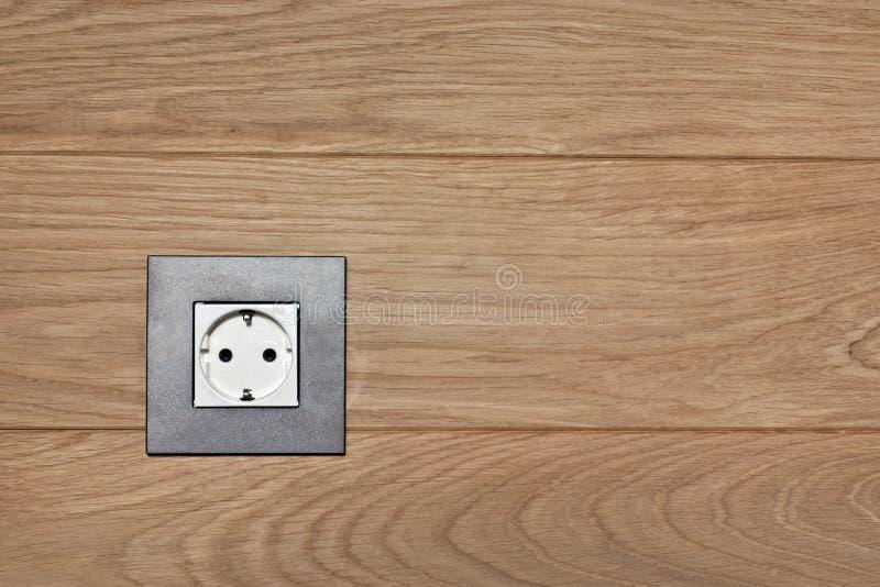 Socket eléctrico foto de archivo libre de regalías
