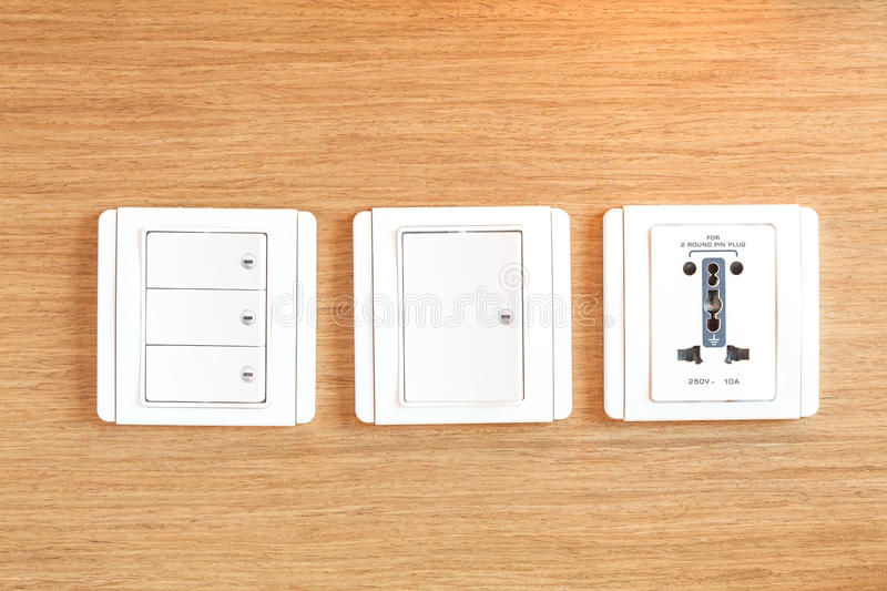 Socket and switches