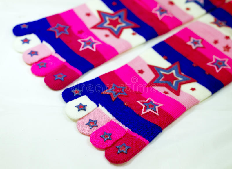 Download Socks stock image. Image of colorful, knit, covering - 17850845
