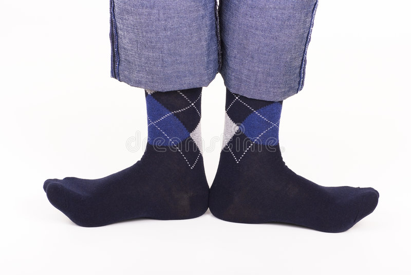 Download Socks stock image. Image of people, props, step, stocking - 5419573
