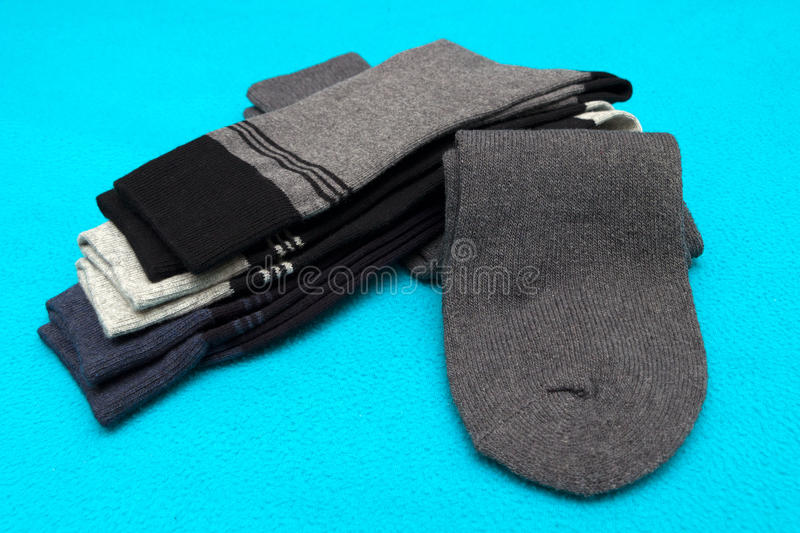 Download Socks stock photo. Image of decision, grey, pairs, green - 35269966