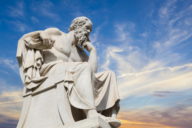 Download Socrates,ancient Greek Philosopher Stock Photo - Image: 33040208