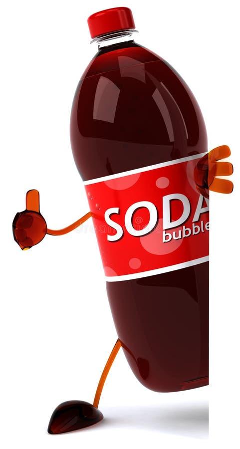 Soda lizenzfreie abbildung