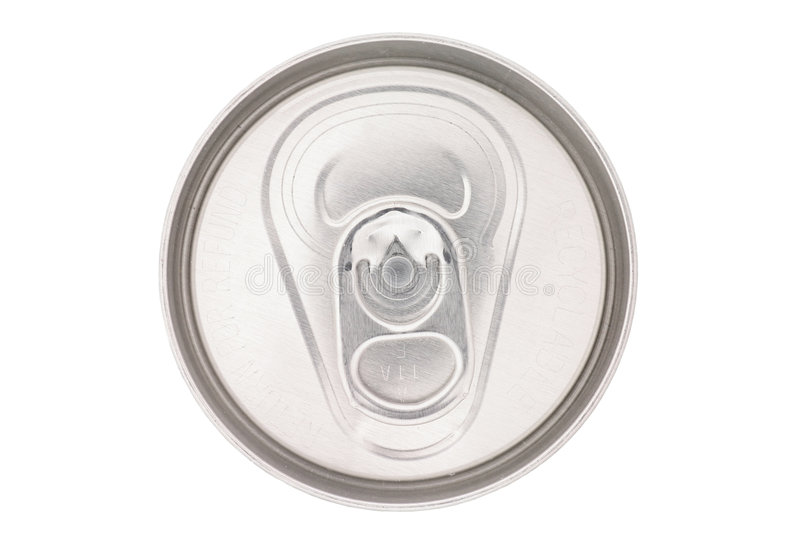 Soda can royalty free stock images