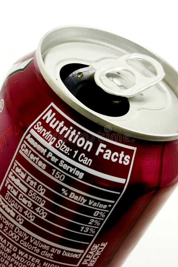 Free Soda Can Royalty Free Stock Images - 53109