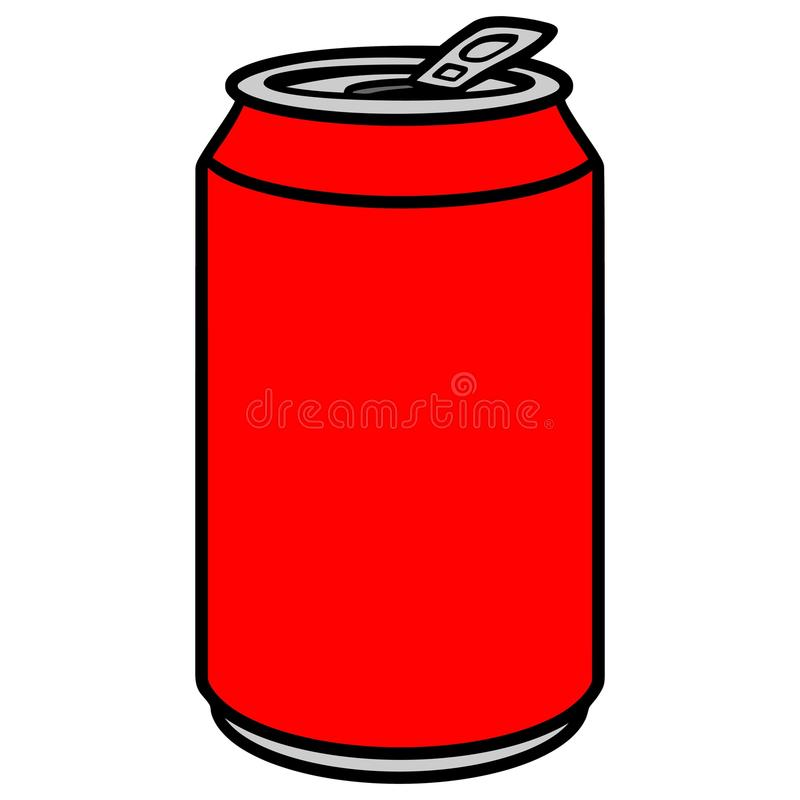 Free Soda Can Stock Photography - 71281432