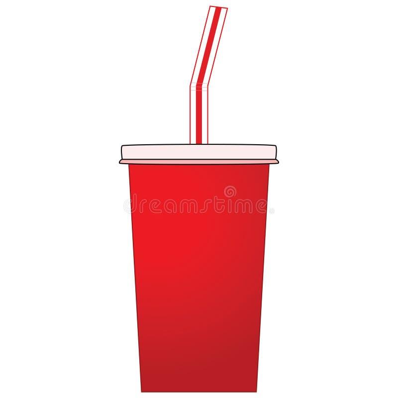 Free Soda Cup Royalty Free Stock Photos - 8064958