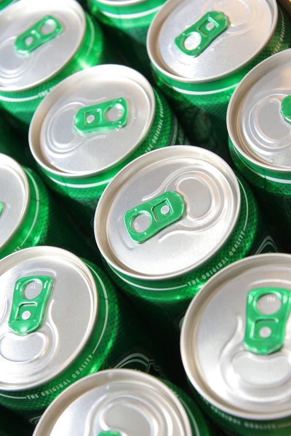 Soda-Dosen lizenzfreie stockfotografie