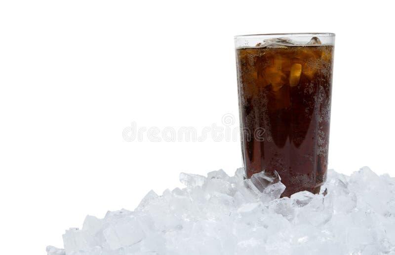 Soda ghiacciata immagine stock