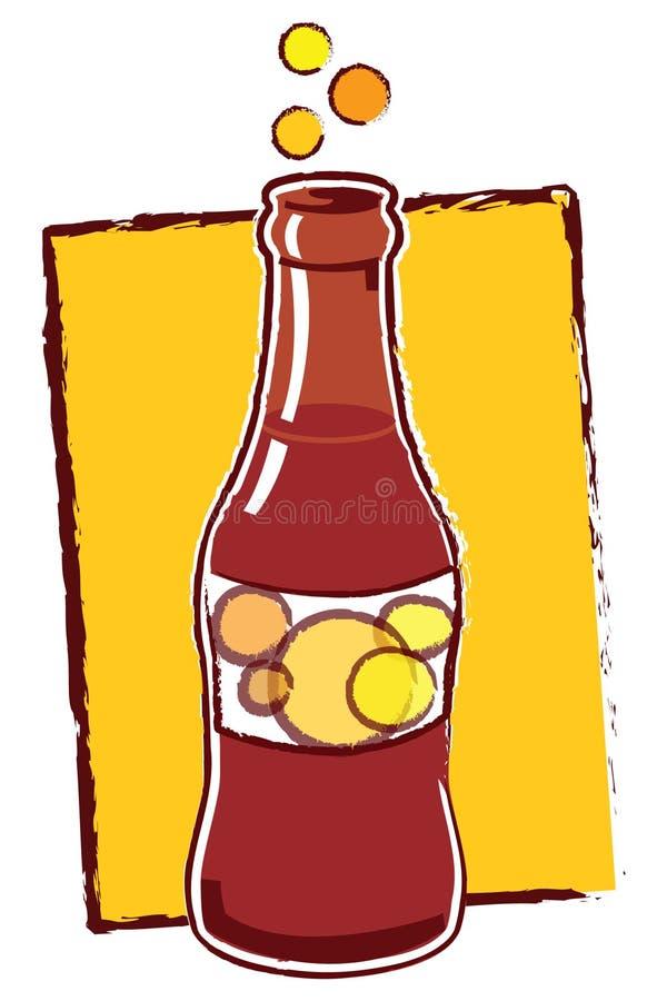 Soda pop stock illustration