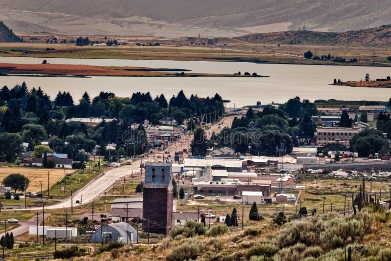 Soda Springs, Idaho fotos de archivo