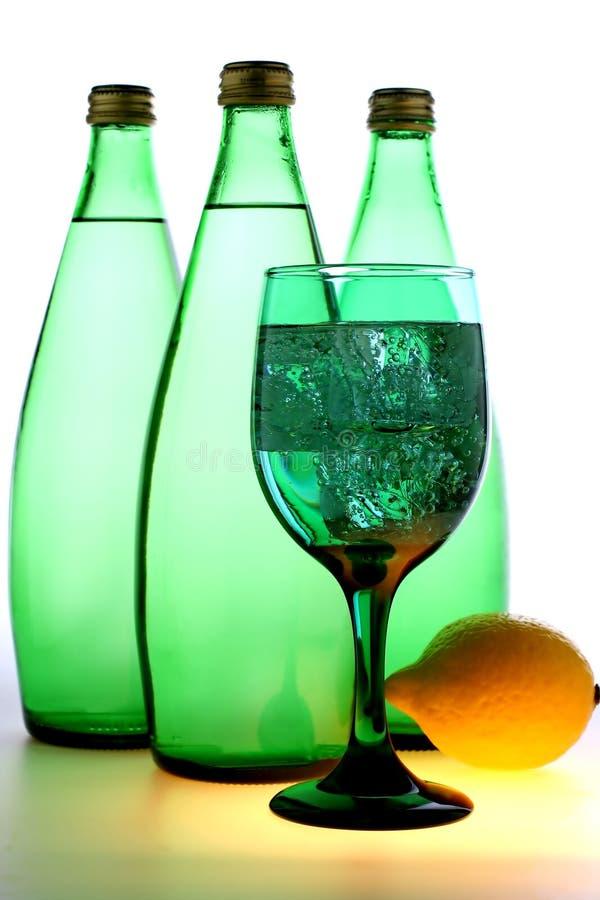 Sodawater stock fotografie
