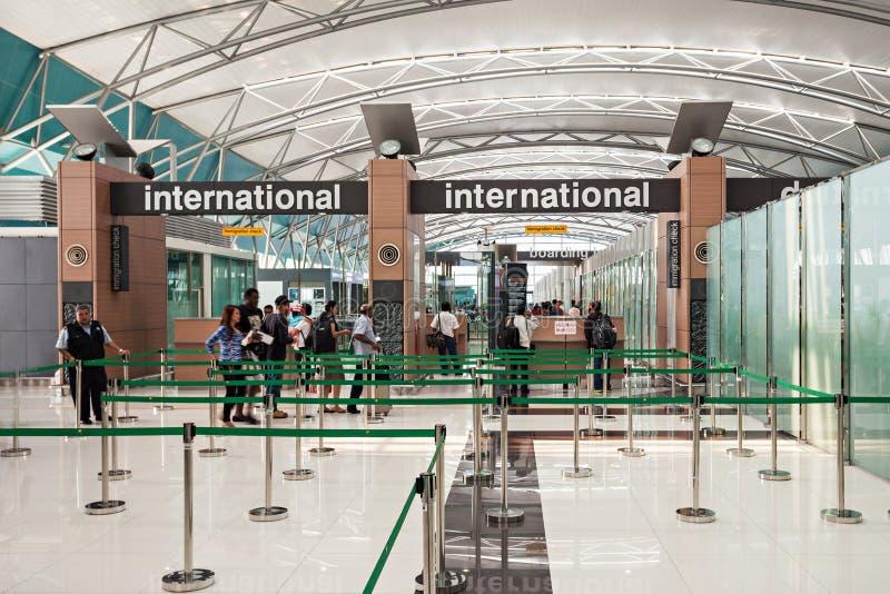Soekarno Hatta lotnisko zdjęcia royalty free