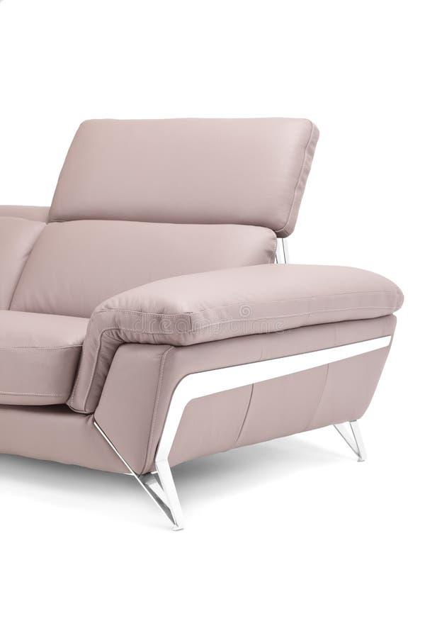Sofá de couro moderno foto de stock. Imagem de home ...