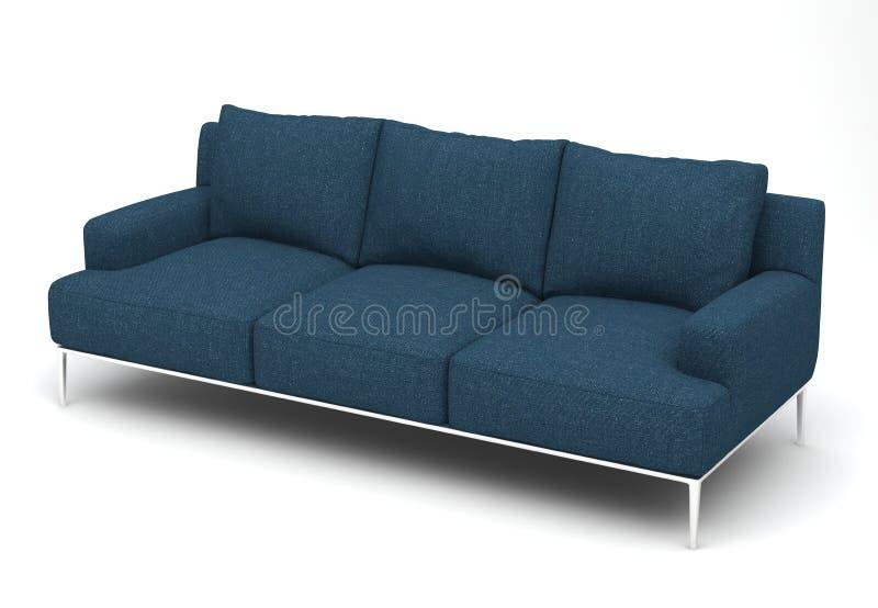 Download Sofá Del Asiento De B&B Italia Jean 3 Imagen de archivo - Imagen de cómodo, clásico: 44854493