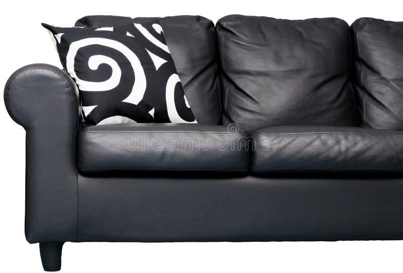 Sofá moderno imagem de stock