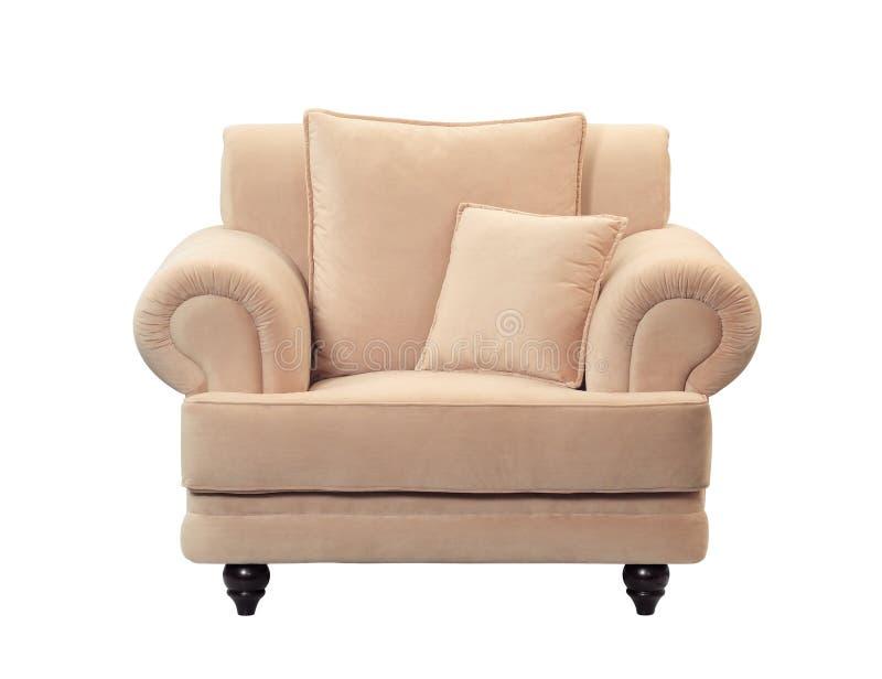 Sofá moderno foto de stock
