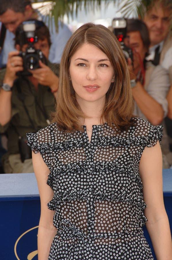Sofía Coppola fotos de archivo