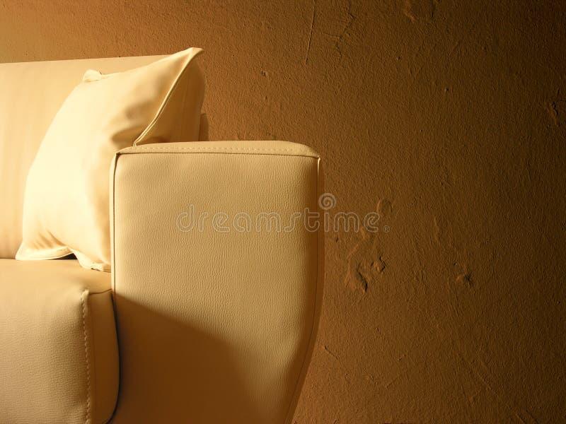 Sofa stockfoto