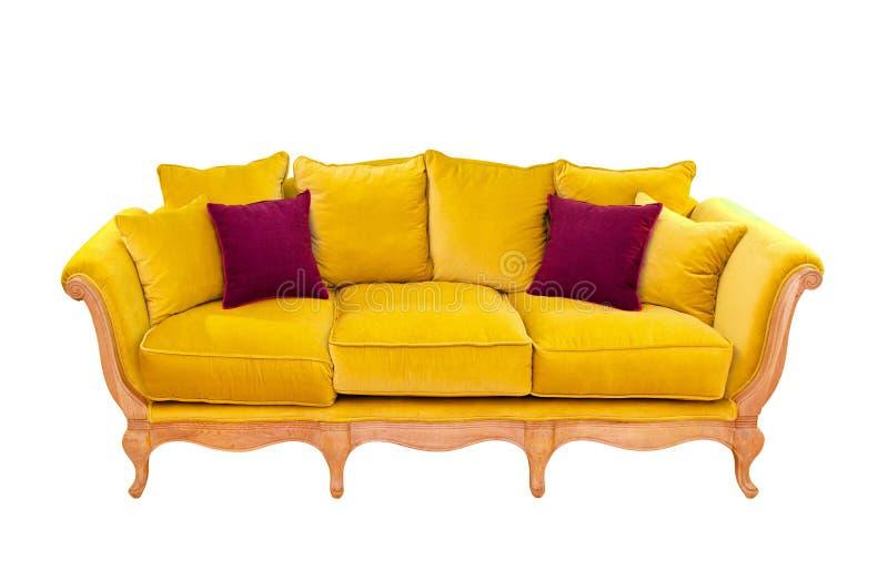 Sofa photographie stock libre de droits