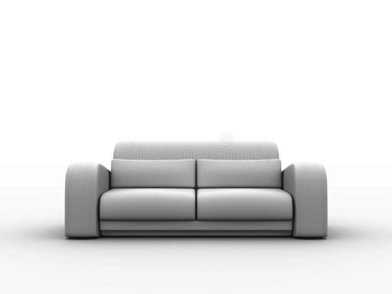 sofa royalty ilustracja