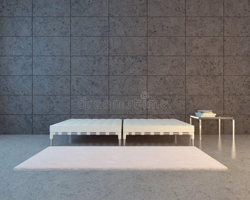 Download Sofa stock illustration. Illustration of divan, furniture - 20615282