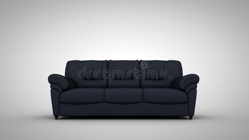 Sofa stock illustration
