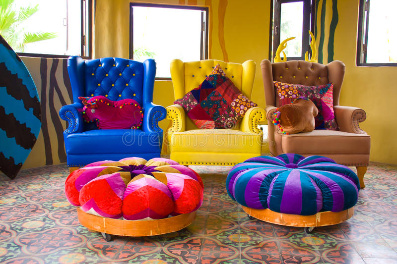 Download Sofa stock image. Image of modern, lifestyle, colorful - 28935455