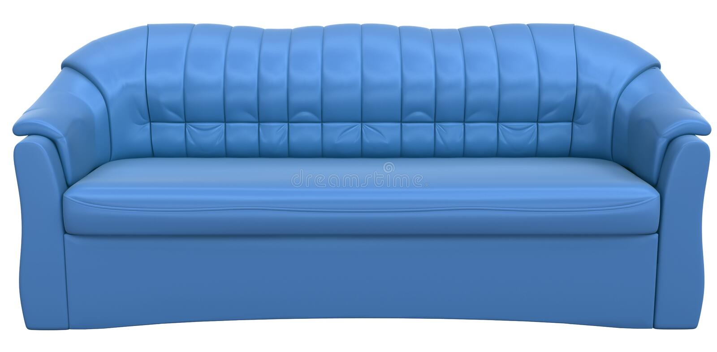 sofa stock abbildung illustration von bequem ausschnitt 4541483. Black Bedroom Furniture Sets. Home Design Ideas