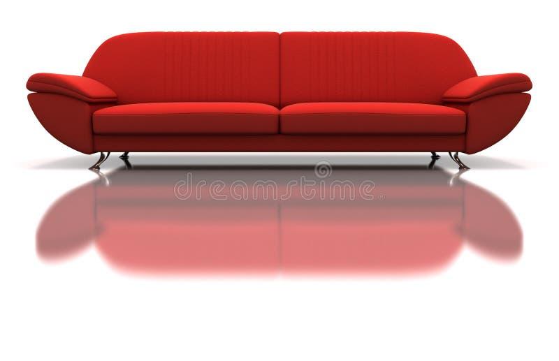 sofa photographie stock