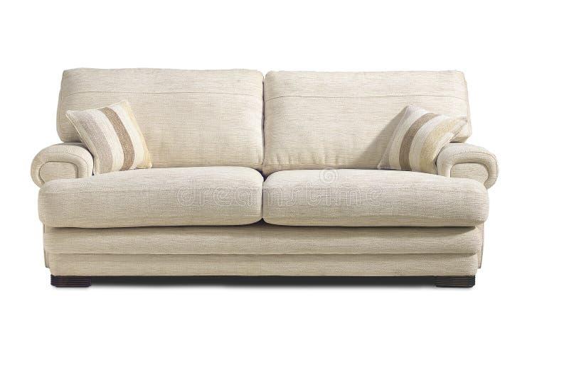 Sofa Chair Settee fotografía de archivo libre de regalías