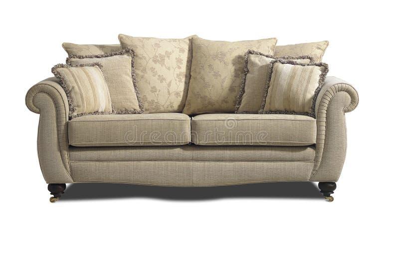 Sofa Chair Settee foto de archivo libre de regalías