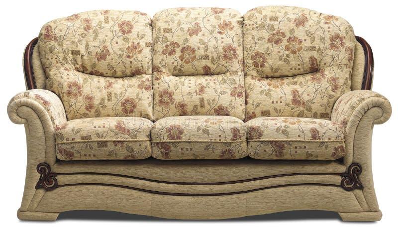 Sofa Chair Settee fotos de archivo libres de regalías