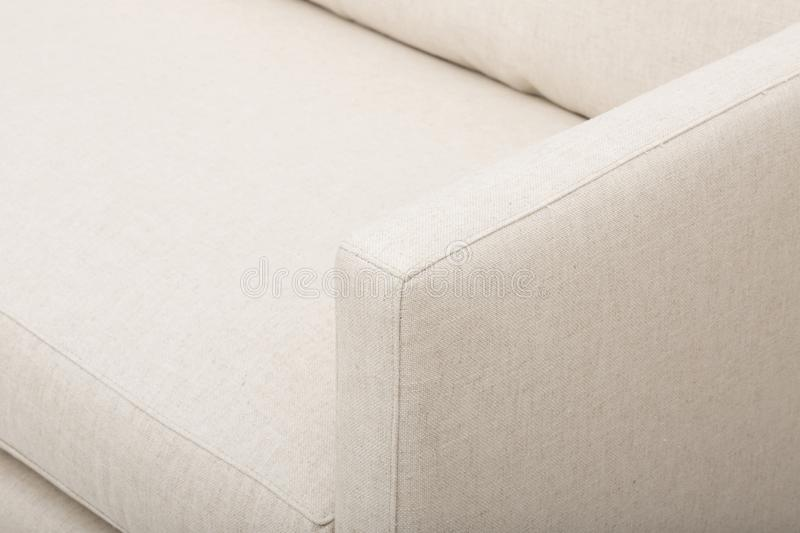 Sofa club chair sofa club, Light Beige Fabric Tufted Club Chair, Style Living Room Arm Chair, Size Sleeper sofas that are Perfect. For Relaxing with white stock images