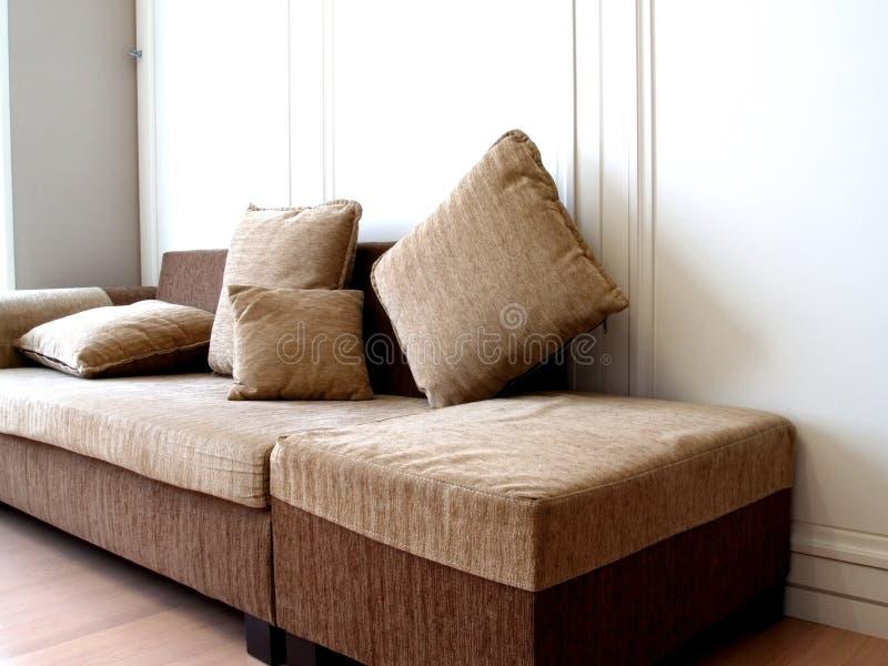 Sofa confortable photos libres de droits