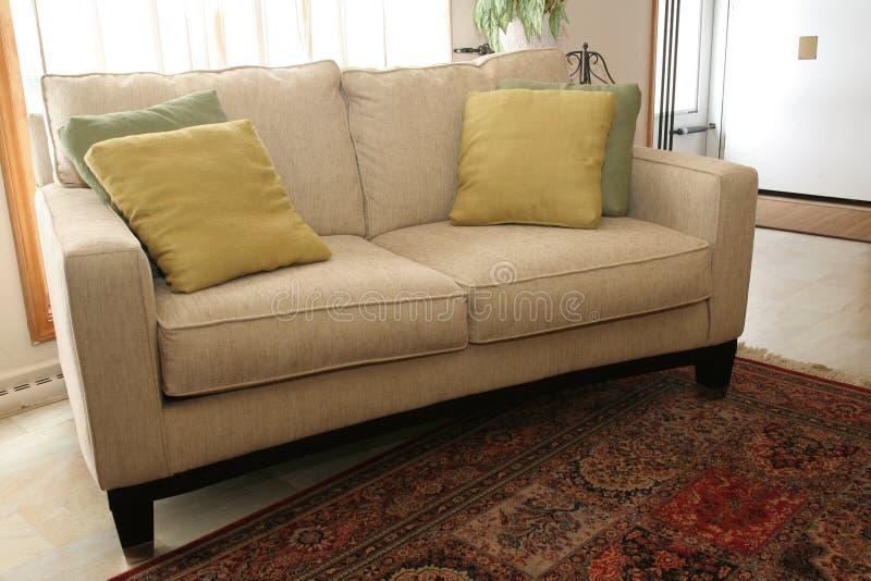 sofa daylight zdjęcie royalty free