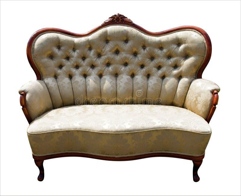 Sofa de cru images libres de droits