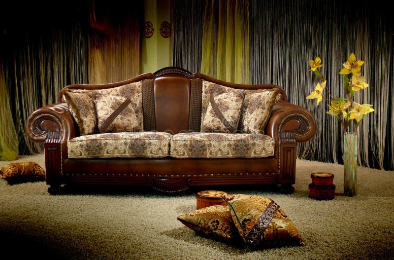 Sofa de cru photos stock