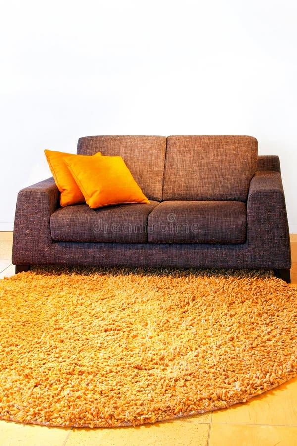 sofa de toile photos stock