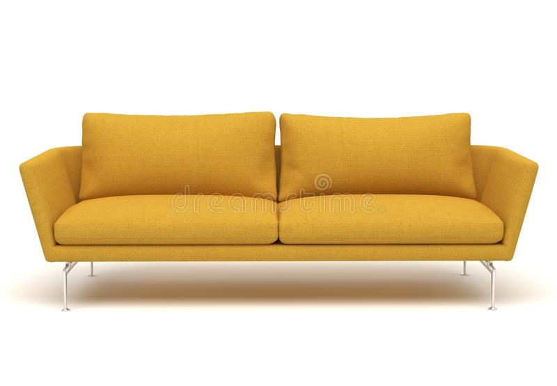 Sofa de Vitra Suita images stock